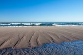 Sandbank On Shore