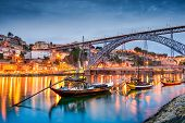 image of old boat  - Porto - JPG