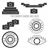 picture of mass media  - Photography icon set - JPG