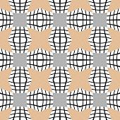 pic of quadrangles  - Design seamless checked pattern - JPG