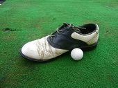 old shoes golf