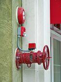 Válvula de incêndio