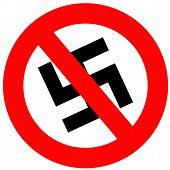 Anti Nazi signo