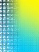 Retro Tiles Background