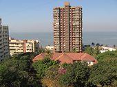 Skyscrappers In Mumbai India