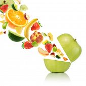 Multivitamin fruit