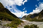 Summer Day in Fox Glacier- New Zealand
