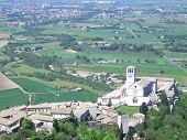 Assisi And Countryside, Italy