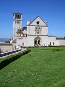 Church Of St Francis, Assisi