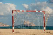 Beach Football Goal