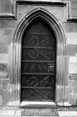 Porta de Igreja