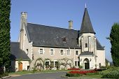 Chateau Hotel In Loire