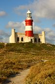 Cape Agulhas Lighthouse, South Africa