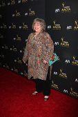 LOS ANGELES - JAN 27:  Kathy Bates arrives at the AUSTRALIAN ACADEMY INTERNATIONAL AWARDS at Soho Ho
