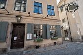 Historic restaurant for Nobel diners