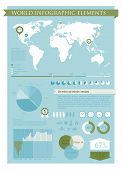 Information Graphics Green