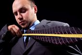 Measurement Of A Tie