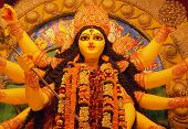 picture of mahi  - Deity of Maa Durga - JPG