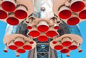 Space Rocket Engine