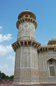 Minaret Of Baby Taj