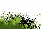 Grunge Subtle Green