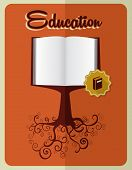 Trendy Education Tree Poster