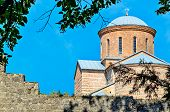 Patriarchal Cathedral In Pitsunda, Abkhazia.