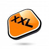 modern xxl sign