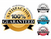 stock photo of 100 percent  - Choose from a colorful set of 100 - JPG
