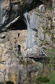 Cave Under Predjama Grad