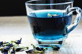Butterfly Pea Flower Tea