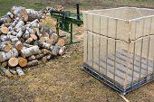 Firewood Work.