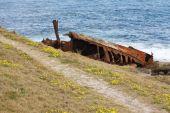 Shipwreck Of The Ss Minmi