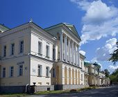 Yekaterinburg. Karl Liebknecht Street, 44. Manor Rastorgueva-Kharitonov. City Palace of Children and