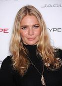 LOS ANGELES - NOV 19:  Jodie Kidd arrives to the Jaguar F-TYPE Global Reveal Event  on November 19, 2013 in Playa Vista, CA