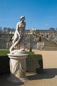 Sanssouci Palace - Vine Terrace View, Potsdam, Germany poster