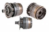 Genuine Car Transmission Gears and parts. Heavy Metal Gears, Cogs, Splines, Teeth, Bearings and more