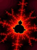 foto of mandelbrot  - Digital computer graphic  - JPG