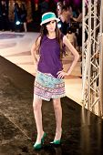 Fashion Show For Nancy Naguib Model 08