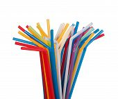 Colour Drinking Straws