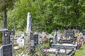 Nowy Cmentarz, New Cemetery In Zakopane