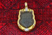 small buddha image used as amulets pendant