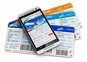 Buying air tickets online