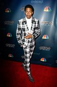 NEW YORK-JUL 30: TV host Nick Cannon attends the 'America's Got Talent' post show red carpet at Radi