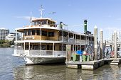 Kookaburra River Queen Paddlewheeler