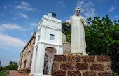 image of malacca  - St Paul church at Malacca heritage city - JPG