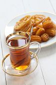 pic of iranian  - iranian tea and sweets - JPG