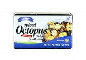 Box Of Spiced Octopus