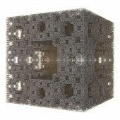 halo grid cube