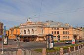 Circus Ciniselli (1877) In Saint Petersburg